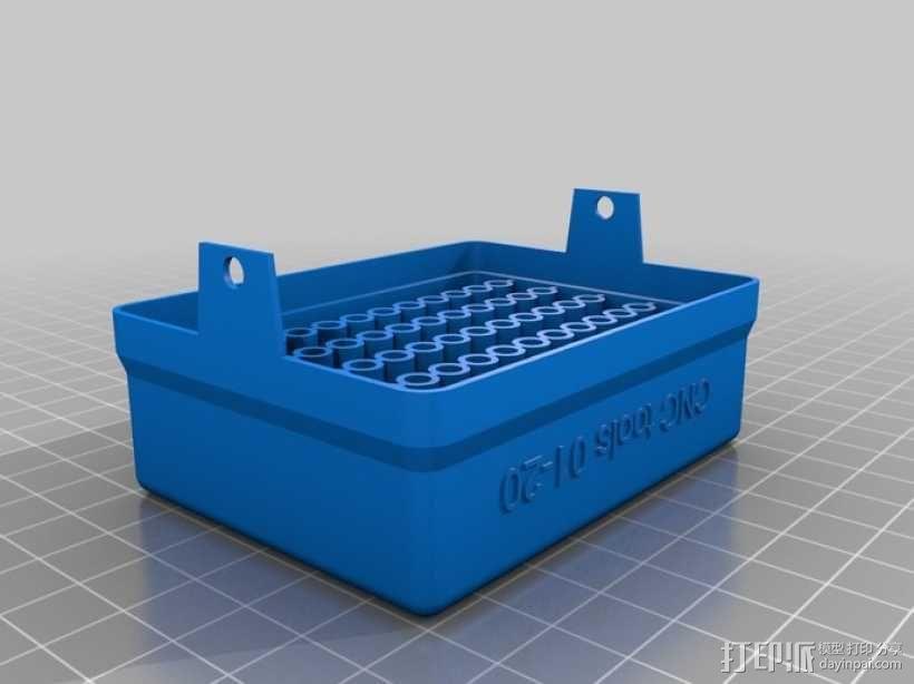 CNC工具箱 3D模型  图2
