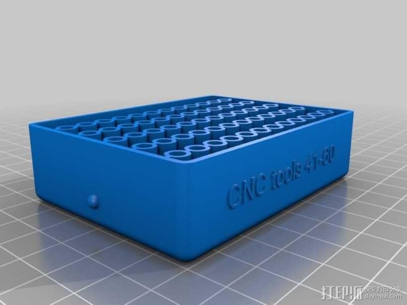 CNC工具箱 3D模型  图4
