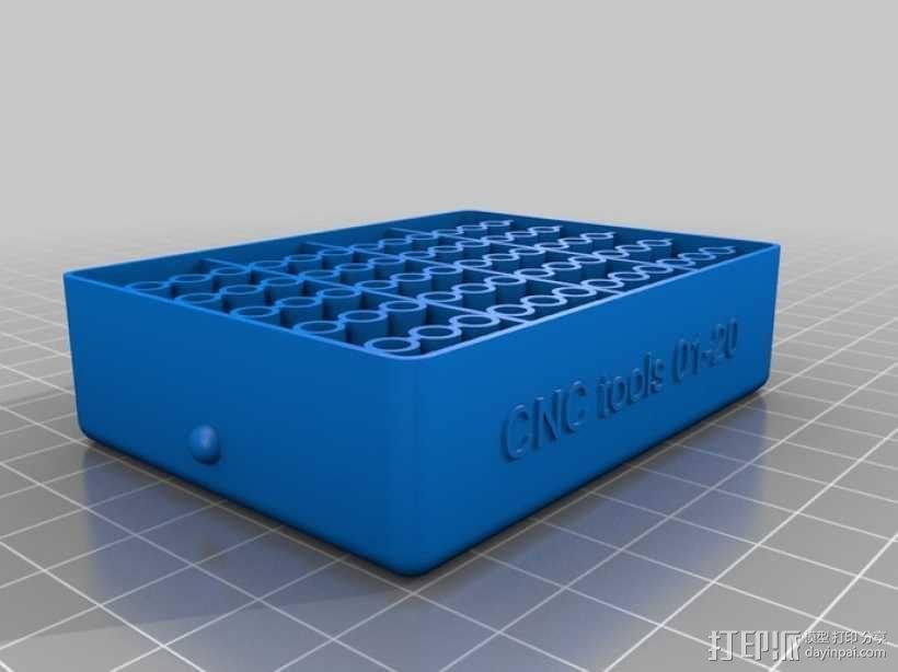 CNC工具箱 3D模型  图3