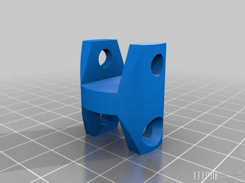 耦合器/万向节 3D模型  图4