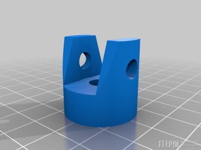 耦合器/万向节 3D模型  图5