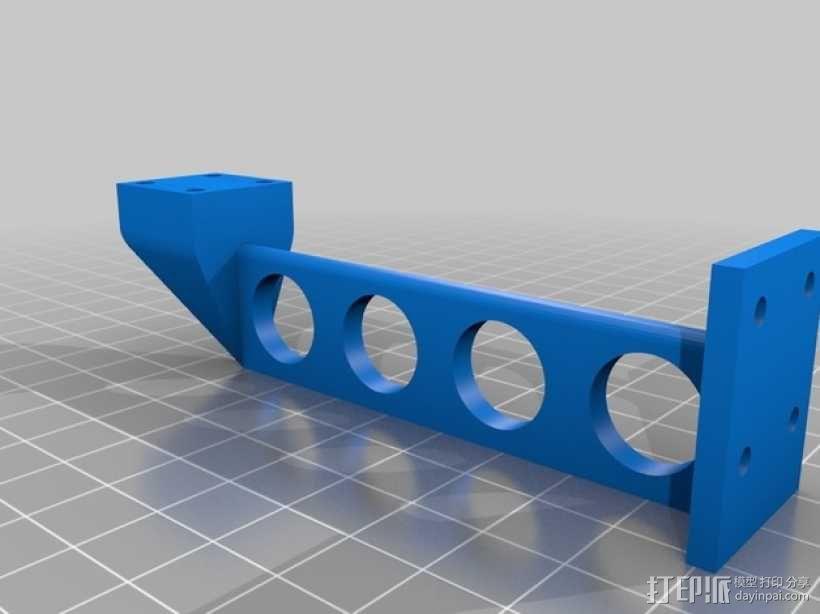 迷你风速计 3D模型  图5