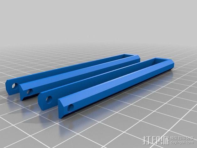 个性化铅笔 3D模型  图2