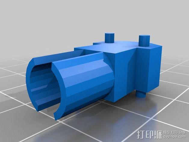 个性化铅笔 3D模型  图3