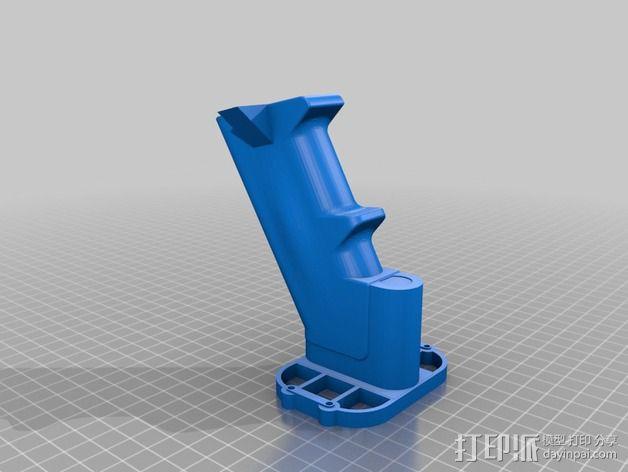 Kinect体感游戏手柄 3D模型  图2
