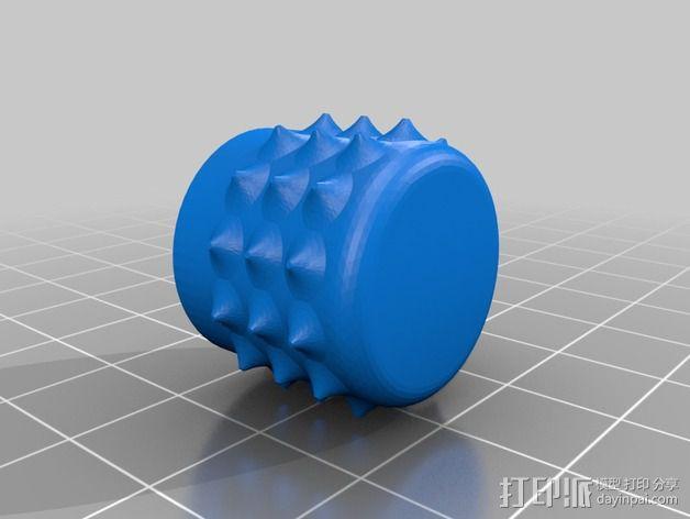 三脚架 手机夹 3D模型  图6