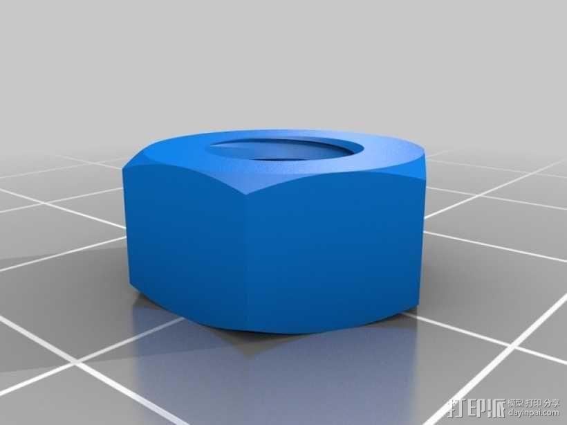 三脚架 手机夹 3D模型  图8
