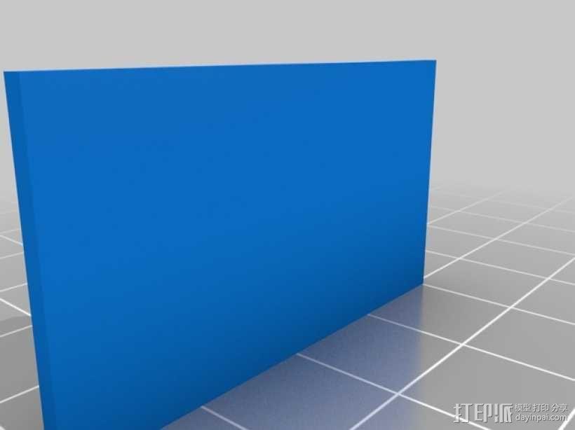 三脚架 手机夹 3D模型  图9