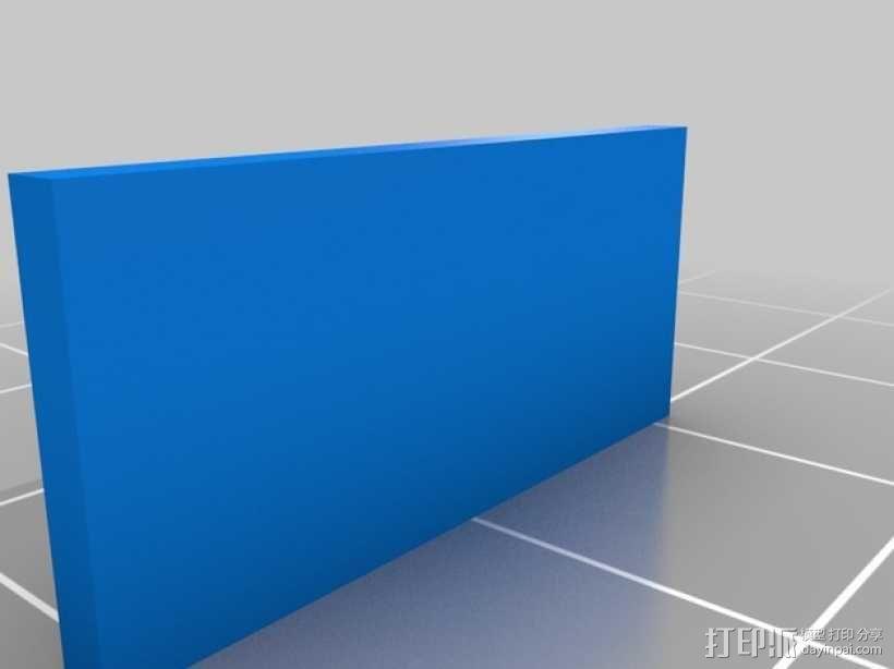 三脚架 手机夹 3D模型  图10