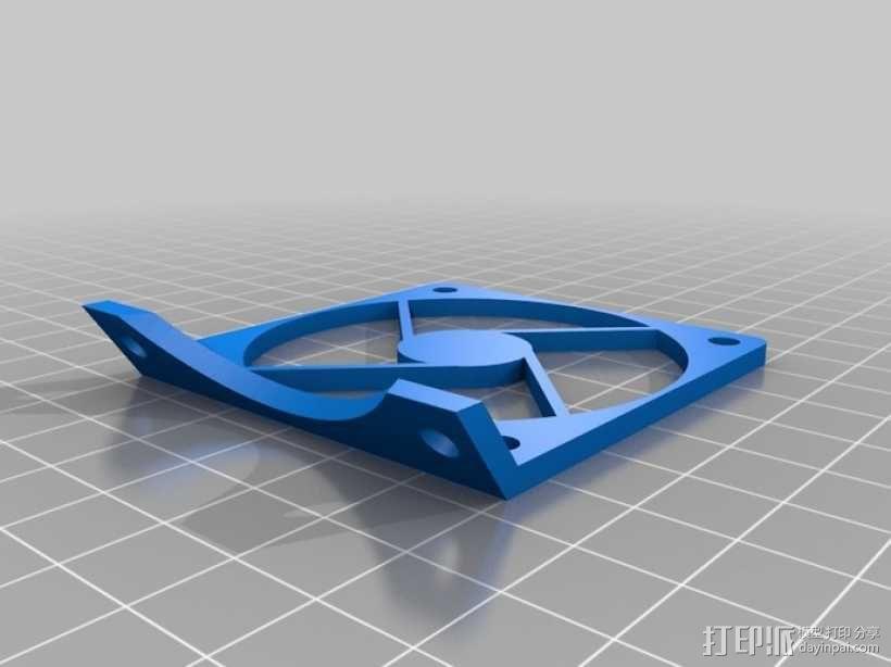 线材挤出机 3D模型  图2