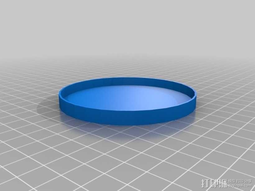 线材挤出机 3D模型  图3