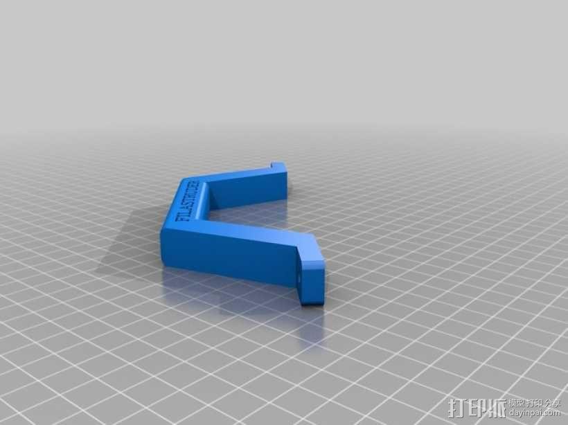 线材挤出机 3D模型  图4