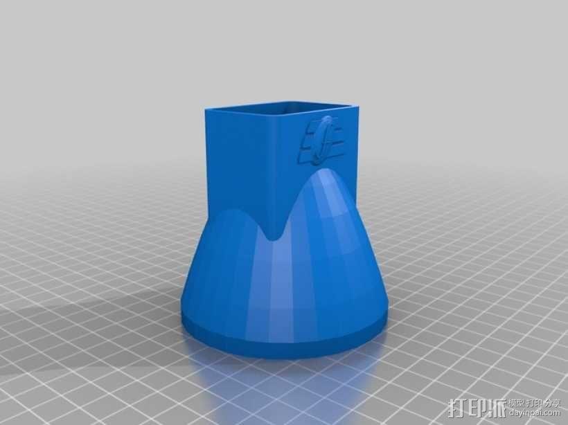 线材挤出机 3D模型  图5
