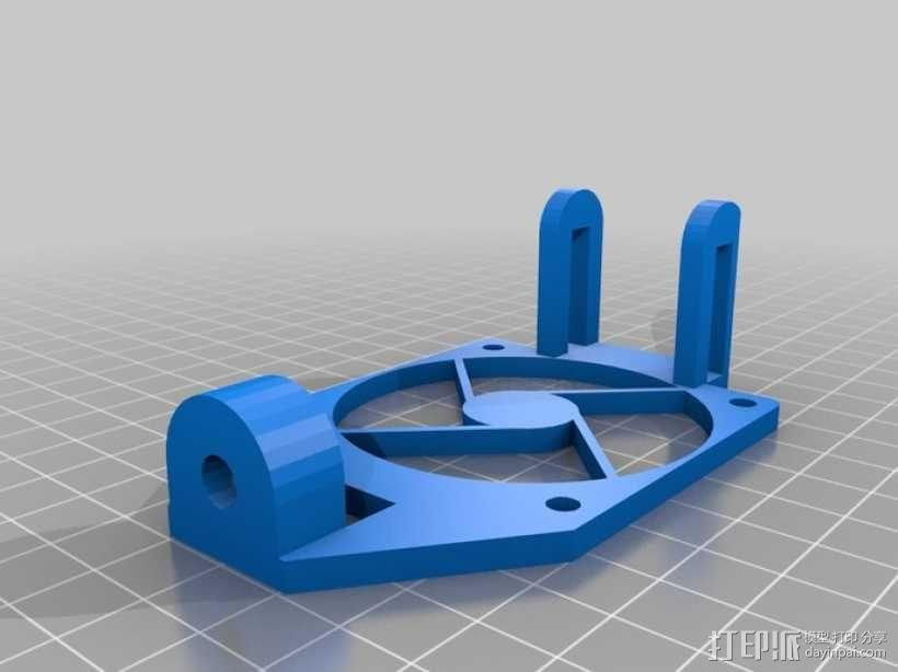 线材挤出机 3D模型  图7