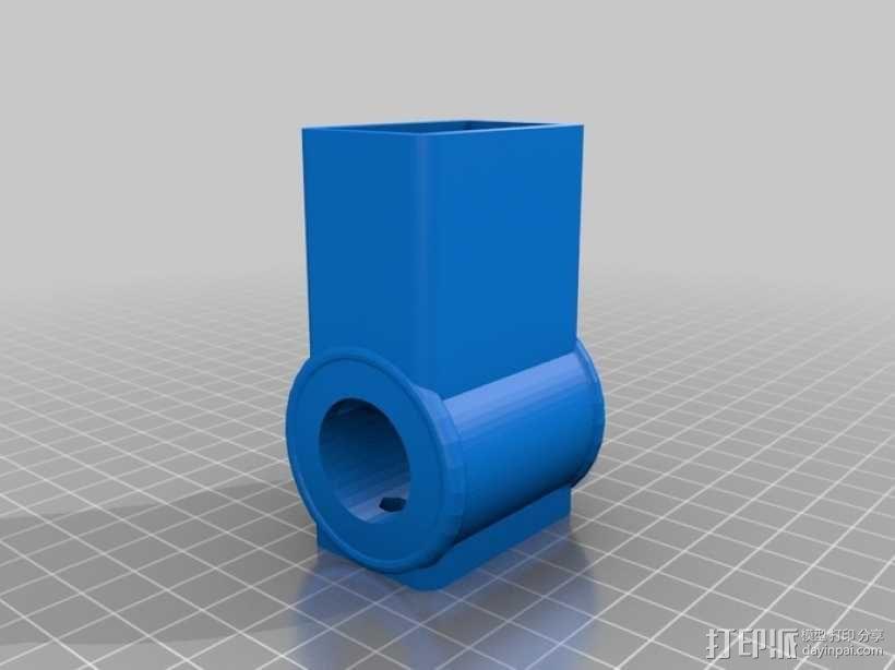 线材挤出机 3D模型  图8