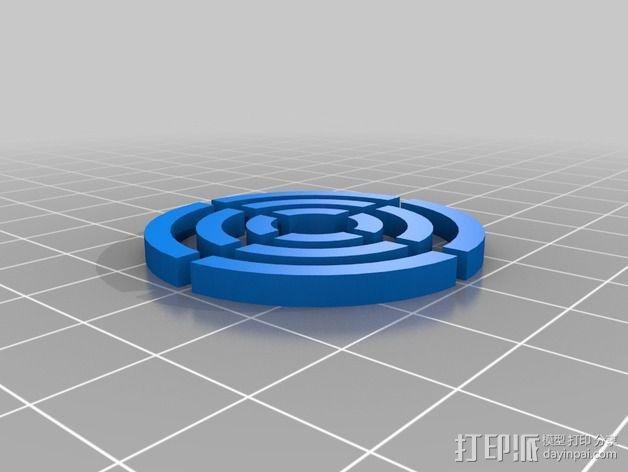 冷却风扇 风扇罩 3D模型  图7