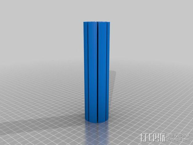 冷却风扇 风扇罩 3D模型  图12