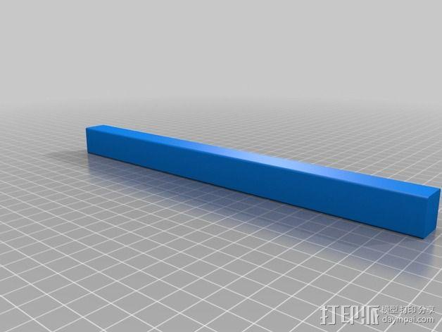 移液器支架 3D模型  图4