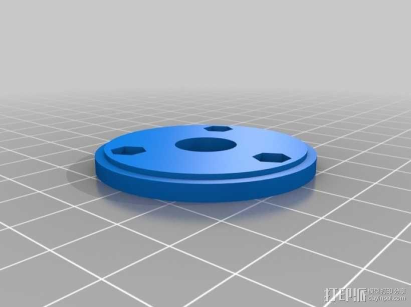 测量/数字化触碰式探针 3D模型  图2