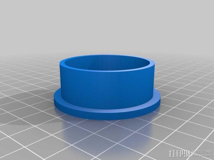 测量/数字化触碰式探针 3D模型  图4
