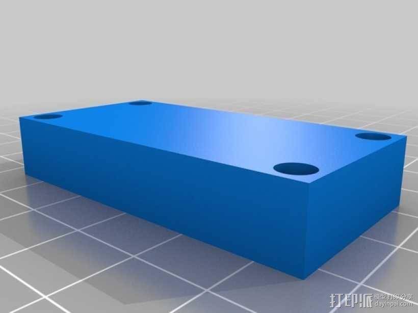 手扳压机 3D模型  图11