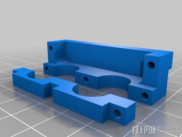 个性化数控铣床外壳 3D模型  图9