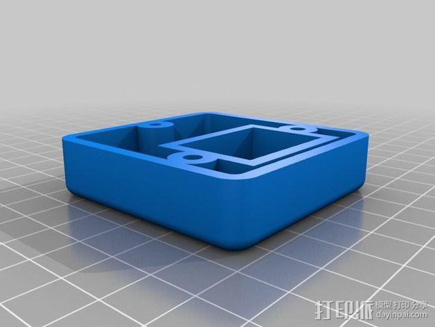个性化数控铣床外壳 3D模型  图8