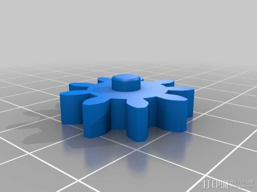 磨床  3D模型  图1