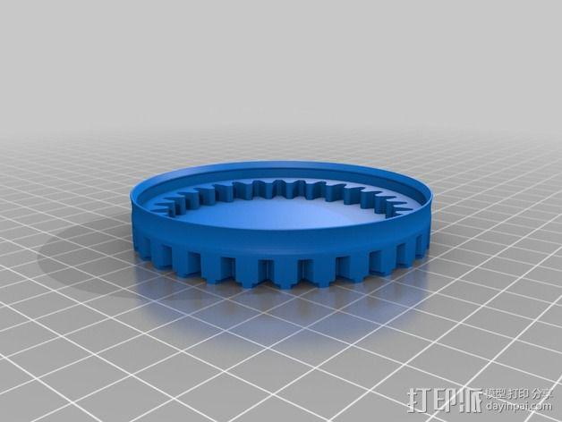 磨床  3D模型  图7
