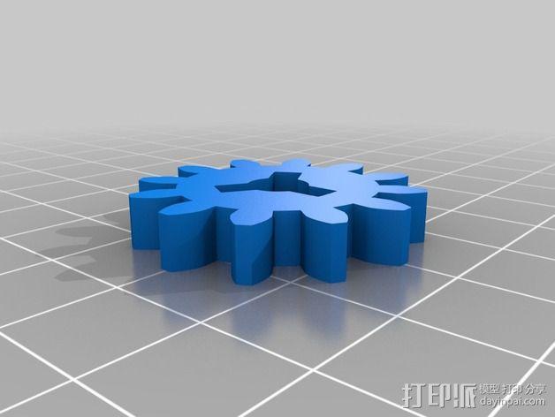 磨床  3D模型  图9