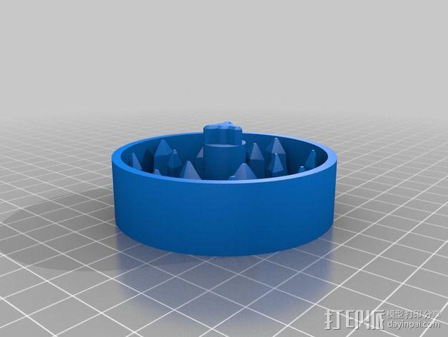 磨床  3D模型  图10
