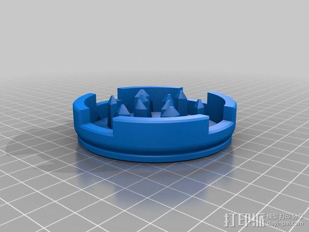 磨床  3D模型  图11