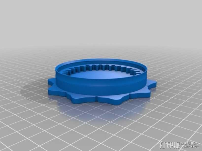 磨床  3D模型  图13