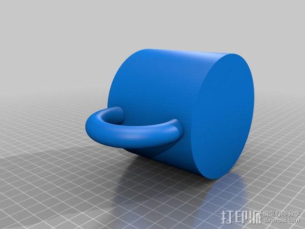 马克杯 3D模型  图2