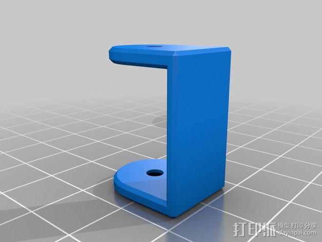 半径量规 3D模型  图3
