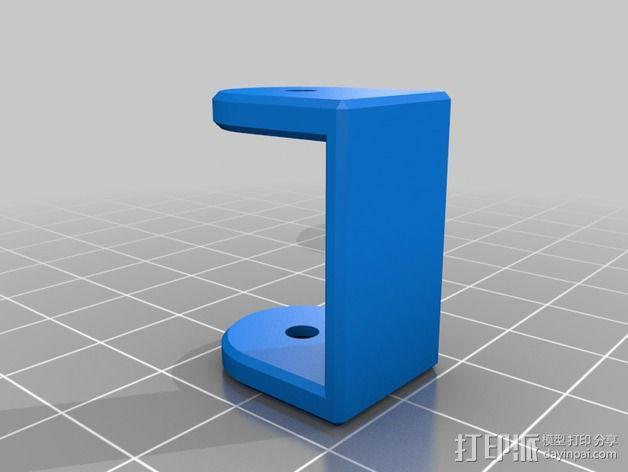 半径量规 3D模型  图5