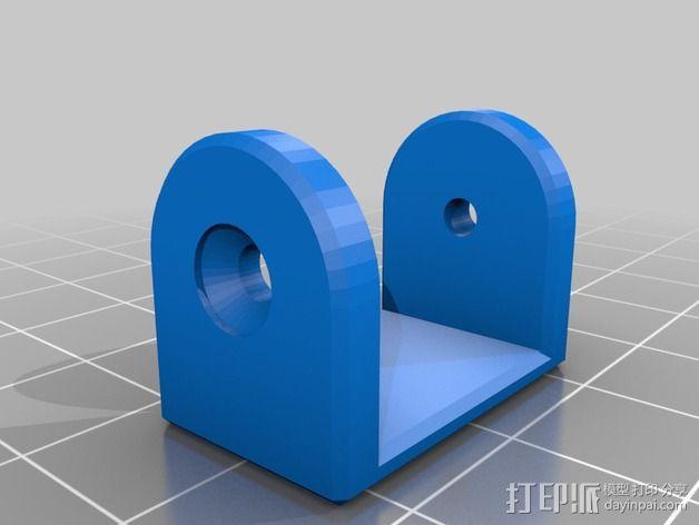 半径量规 3D模型  图8