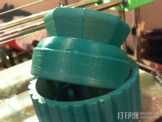 研磨机 3D模型  图5