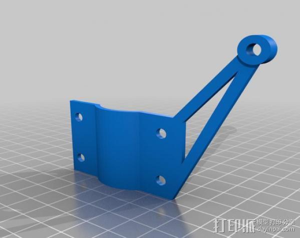 齿轮减速器  3D模型  图5