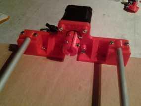 定制化耦合器 3D模型