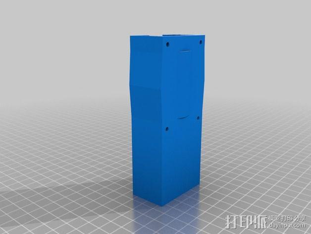莱泽曼折叠刀保护套 3D模型  图2