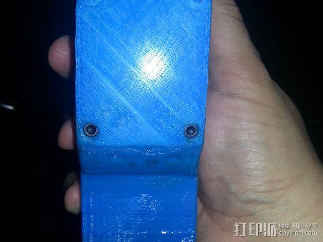 莱泽曼折叠刀保护套 3D模型  图5