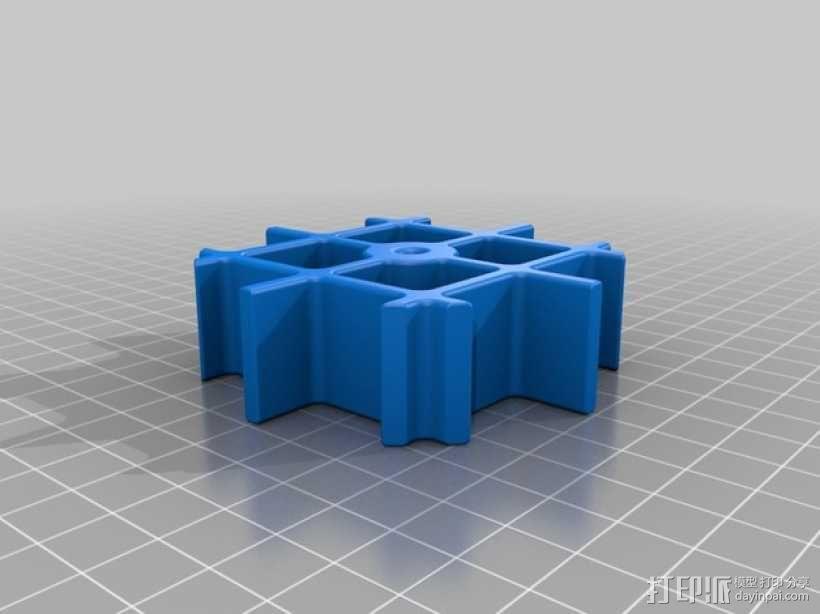 kapton胶带分割器 3D模型  图8
