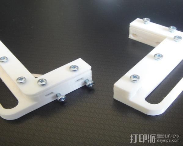 电路板夹具 3D模型  图7