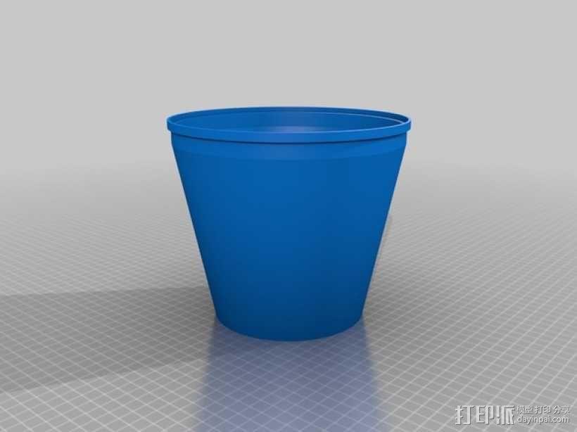 旋风颗粒除尘器  3D模型  图9