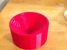圆底烧瓶架 3D模型