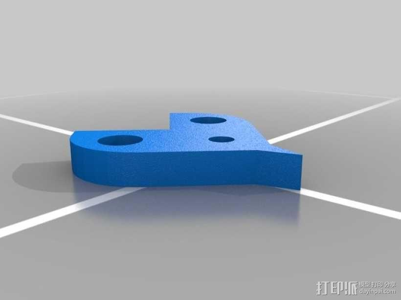钻孔探测装置 3D模型  图5