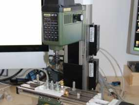 Proxxon MF70驱动支架 3D模型