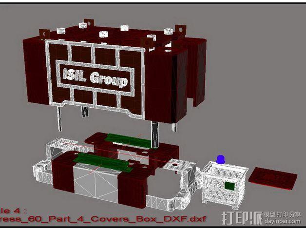 机械多工位压力机 3D模型  图27