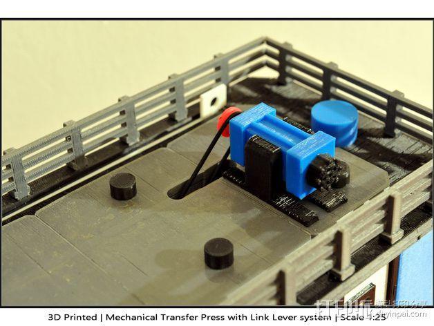机械多工位压力机 3D模型  图36